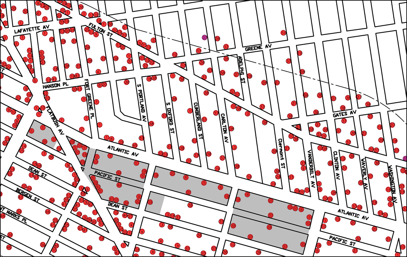 Nyc Subway Map Bam Park.The South Oxford Street Block Association